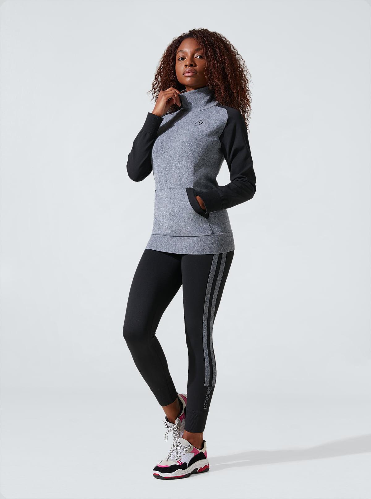 Survêtement confort, tenue de sport et loisirs drainant et hydratant