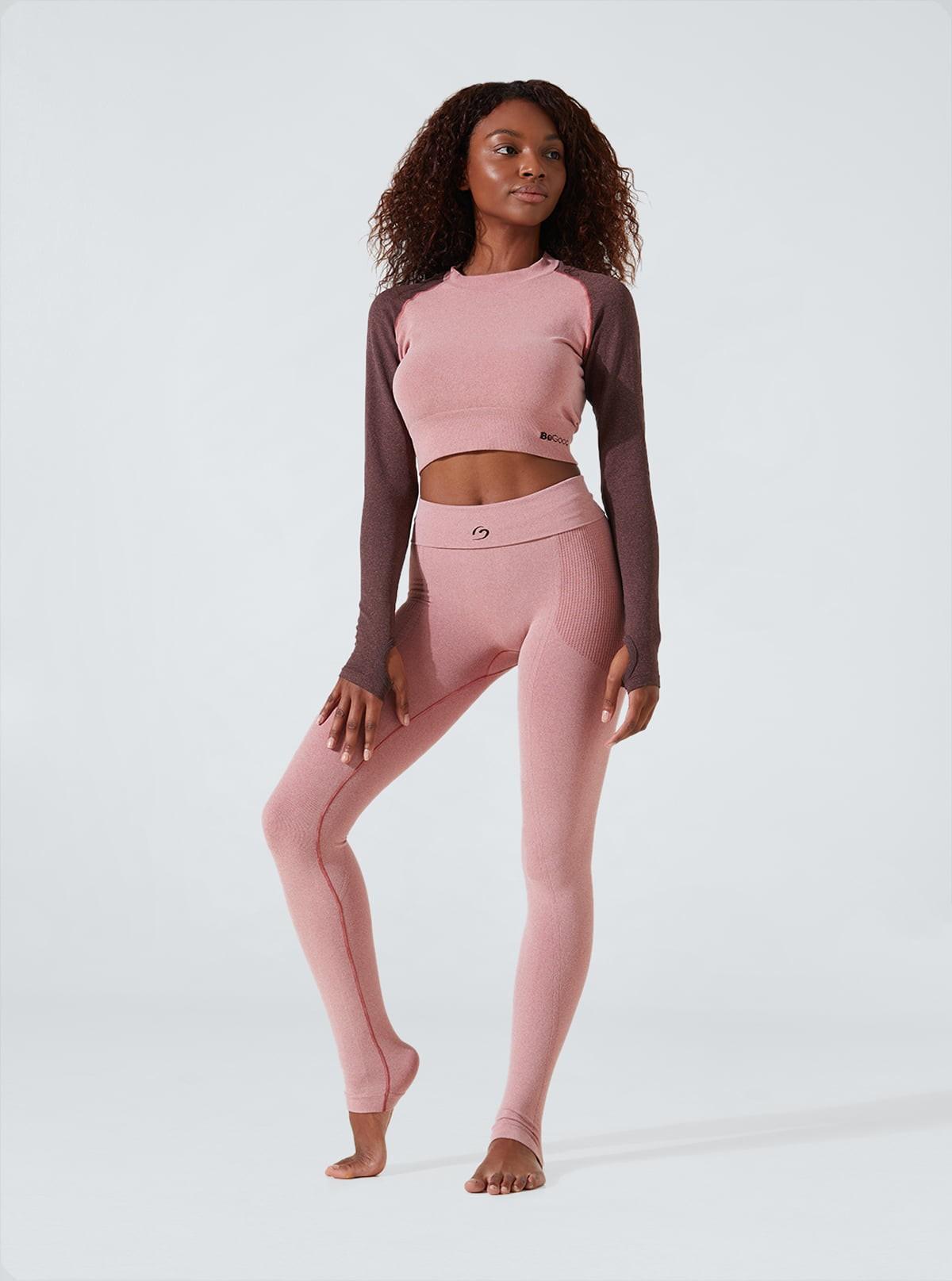 Completo Yoga Donna: Legging e Maglia snellente, drenante e idratante