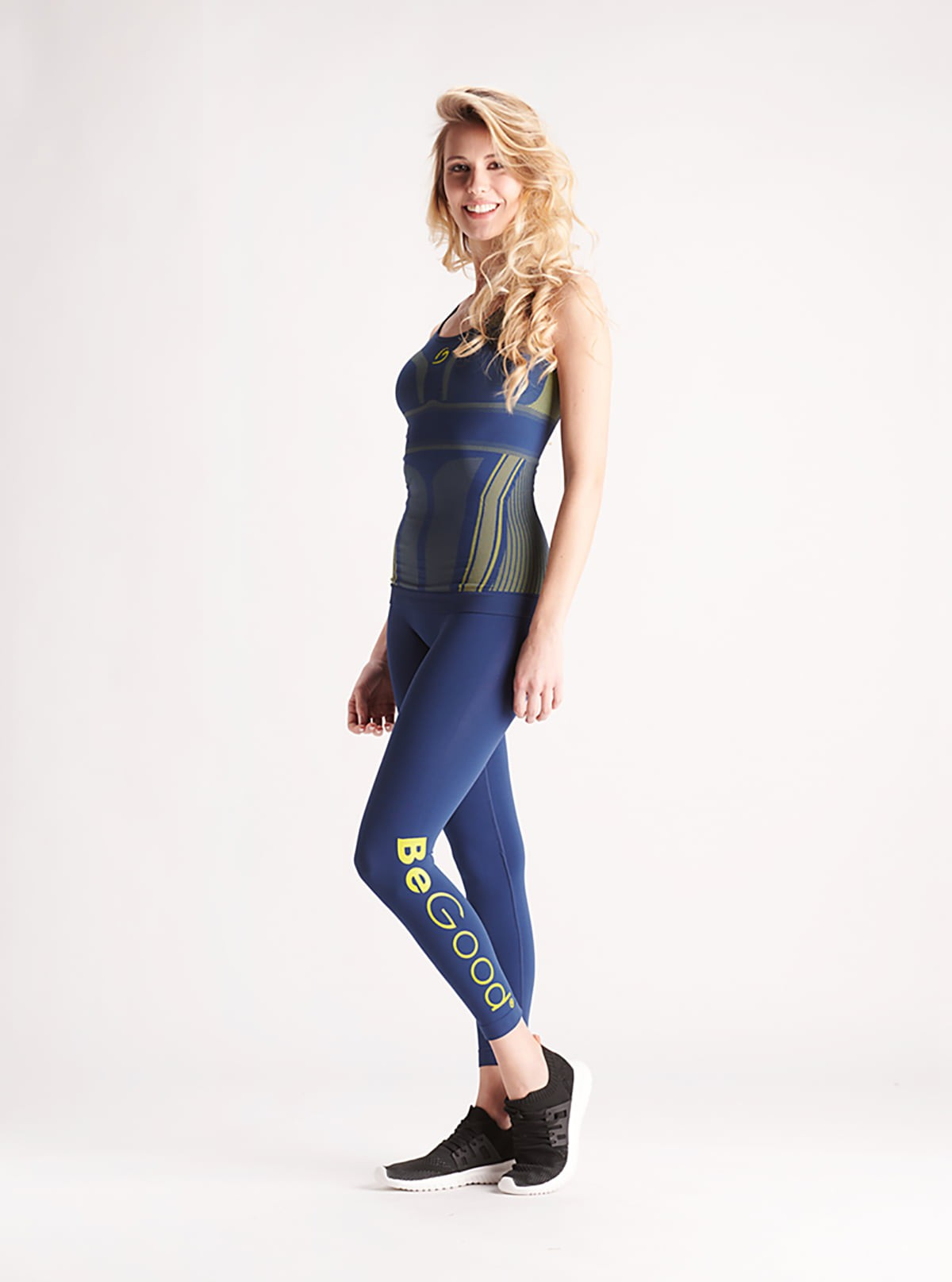 Sport Sleeveless Top in Dermofibra® Cosmetics