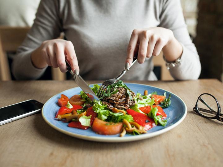 Alimentazione sana e bilanciata