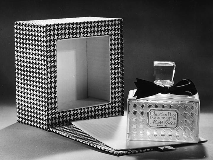Christian Dior & Pied de Poule: Fashion & Profumi