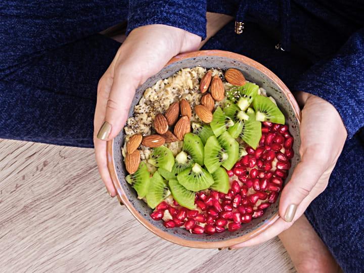 fibre: cereali e frutta