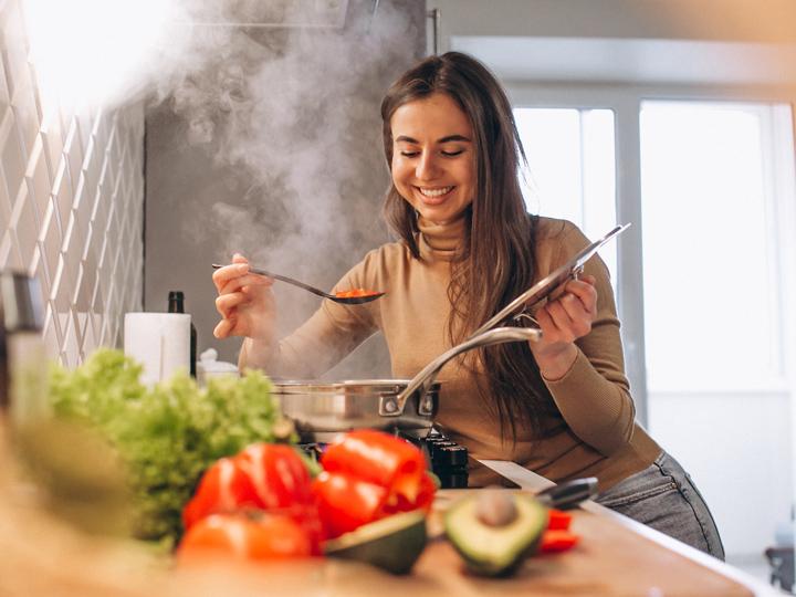 cucinare ricette healty