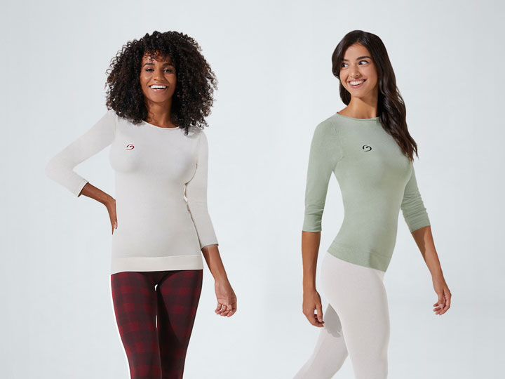 Varianti colore pigiama soft touch BeGood