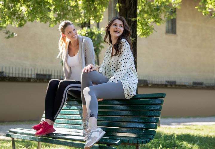 Activewear e outfit athleisure BeGood