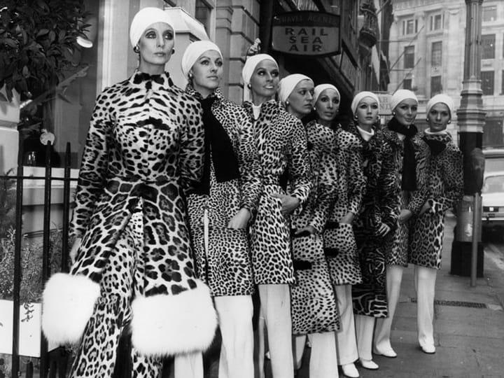 tendenza animalier: la moda di Christian Dior