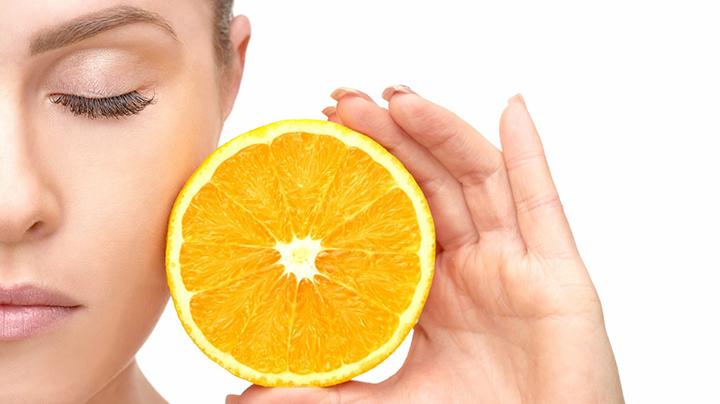 vitamine e la pelle