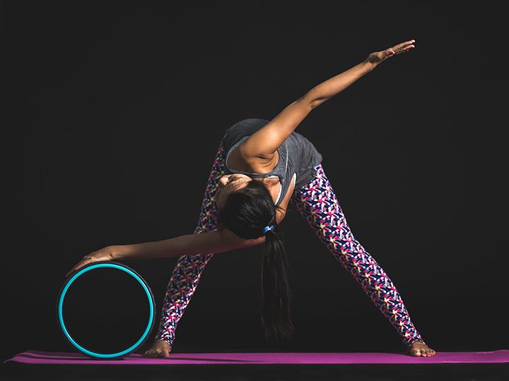 yoga influencer