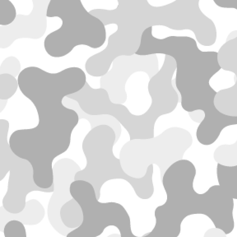 Camouflage Grigio-Bianco