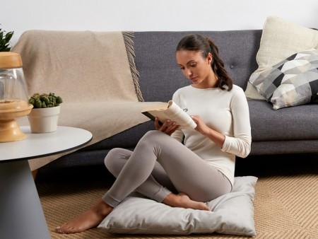 Im Pyjama arbeiten? Ja, wenn man auf zwei Stichworte setzt: Eleganz und Komfort