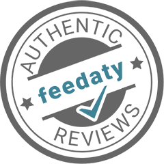 Feedaty Certified Reviews of our Customers