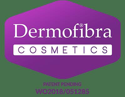 logo dermofibra cosmetics patentado